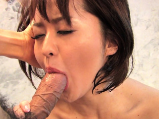 Hot milf, Runa Kanzaki cheated on her husband, once again