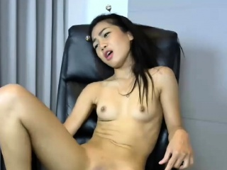 Amazing Tiny Tits Asian Love Playing With Sextoys