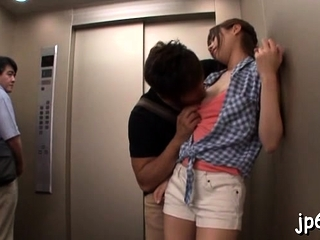 Mischievous asian Rina Rukawa adores blowjobs a lot