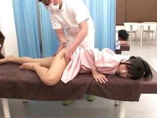 Hottest Japanese model Mel Nonomiya, Hibiki Otsuki, Yuu Shinoda, Maria Ono in Crazy group sex, fingering JAV movie