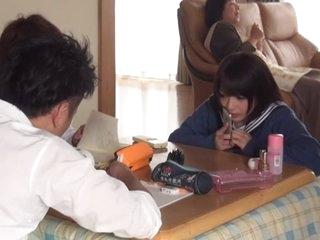Hottest Japanese girl Mayu Hina, Haruna Ikoma, Urumi Narumi in Amazing public, couple JAV scene