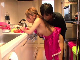 Mariru Amamiya is cheating on her husband uncensored