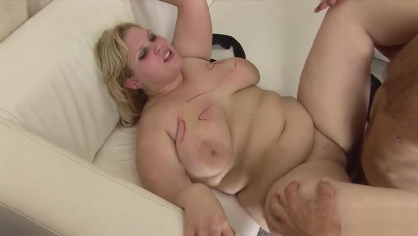 Fat BBW College Teen need Cash and made First Porn Casting