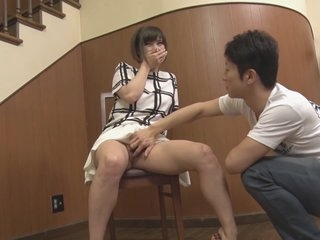 Japanese Teen Oil Fingering Her Tight Pussy