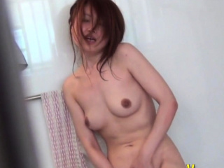 Solo asian orgasms