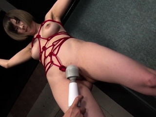 dildoing and pleasuring with bdsm toys