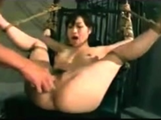 Hardcore Japanese BDSM Punishment