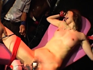 Japanese Bondage Sex Hardcore BDSM Sexual Punishment4