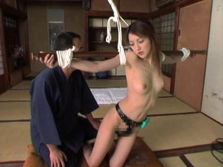 Asian Japanese BustyGirl BDSM