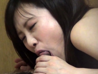 Cock sucking japanese whore