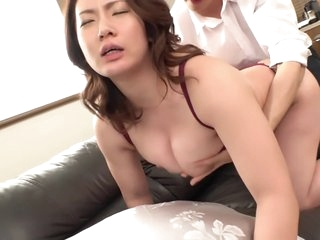 GVH-063 Son-in-law Aiming For Too Obscene Big Tits Of H