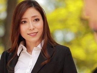 Yuko Shiraki - Matured Married Female Boss