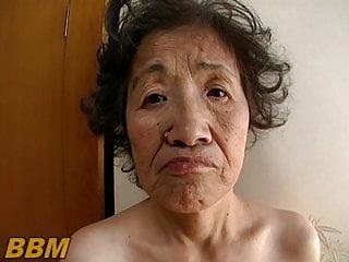 Old Japanese granny 1