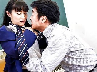 Japanese Schoolgirl Creampied