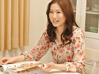 Japanese housewife Maiko Saegim needs sex, uncensored