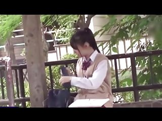 Japanese School Girl Fucked in Diff Places 3