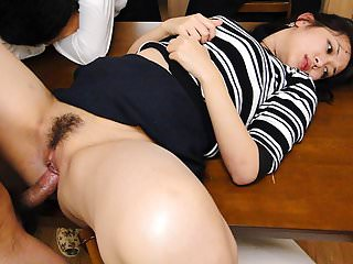 Blasting her wet pussy and she enjoys every single stroke of