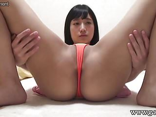 Japanese Teen Ai Hoshina Bikini Camel Toe